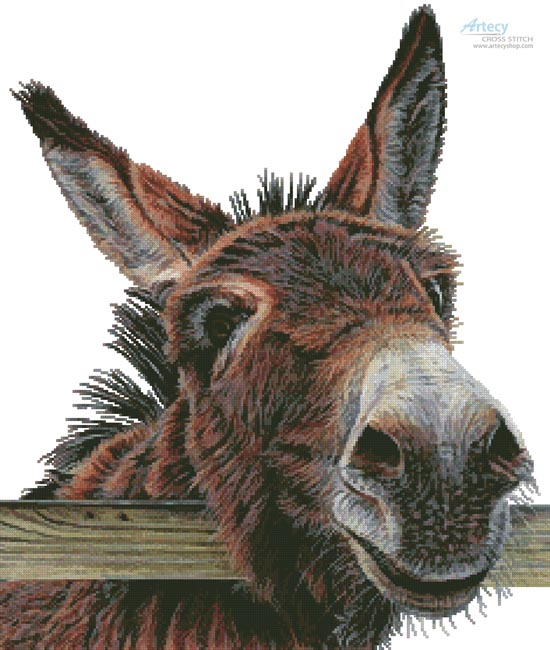 Jan Hagara Cross Stitch Patterns: Artecy Cross Stitch. Hee Haw 2 Cross Stitch Pattern To