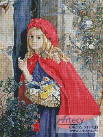 how to make a cape, cape pattern, little red riding hood
